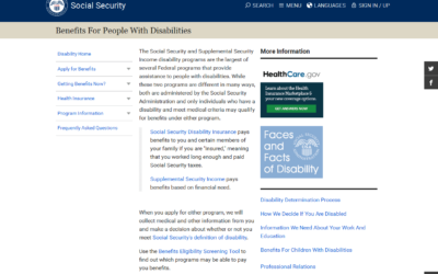 What You Need to Know About Social Security Disability