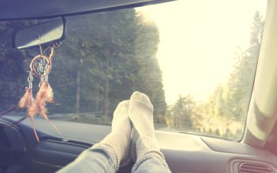 Don't Put Your Feet On The Dashboard