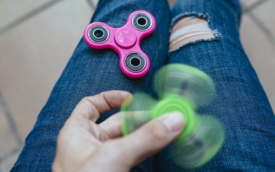 Fidget Spinners Safety Information