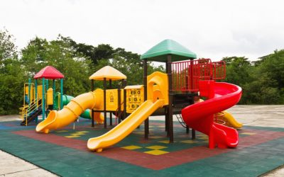Safety Advice about Playgrounds with Recycled Tire Surfaces