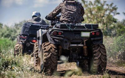 The U.S. Consumer Product Safety Commission Urges Riders to Keep All-Terrain Vehicles Off Roads