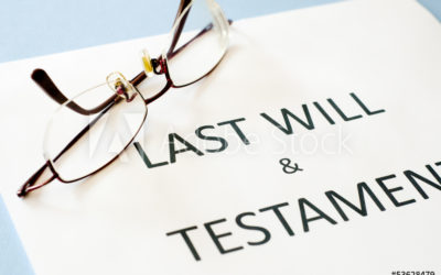 What do you do with your will/estate plan documents?