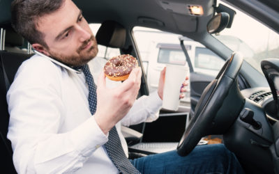 """Can you eat healthy even when you are on the road? Yes, you can — with these tips from """"The Busy Lawyer's Healthy Eating Tips for Road Warriors"""""""