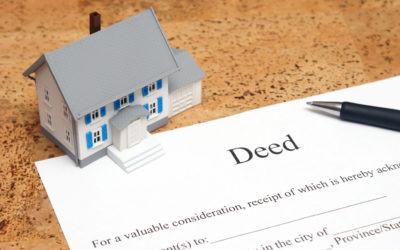 Real Estate and You — Why do you need to record a deed, and how do you do it?